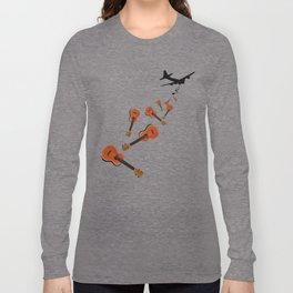 Uke Em Long Sleeve T-shirt