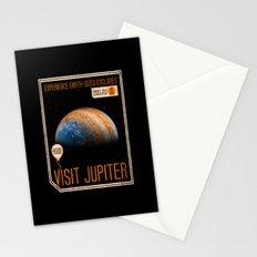 Visit Jupiter Stationery Cards
