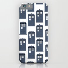 Doctor WHO Tardis Pattern iPhone 6s Slim Case