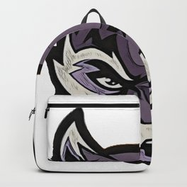 Wolf Gray Menace Stop Escape Match Havoc Invernal Backpack