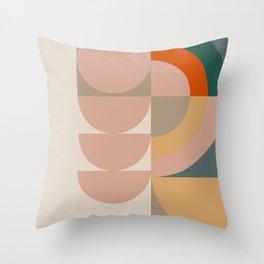 Contemporary 52 Throw Pillow