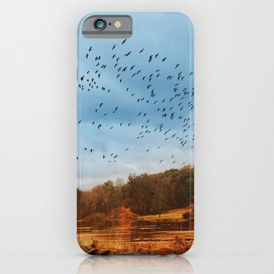Good Migrations iPhone & iPod Case