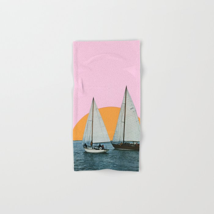 Into the Sunset Hand & Bath Towel