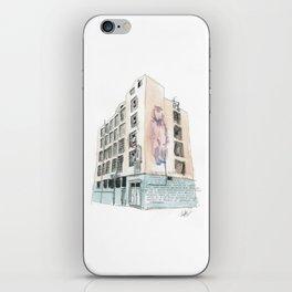 125 Manners Street iPhone Skin