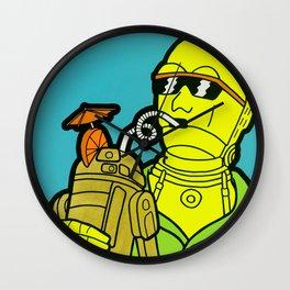 C-Tiki-O Wall Clock