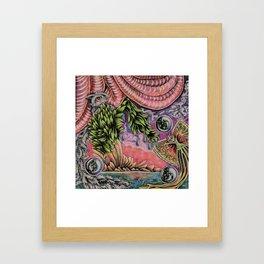 Fascination Framed Art Print