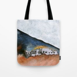 OK LA (Ennis House) Tote Bag