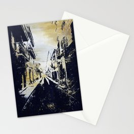 Calle Molino, Ronda, Málaga, España Stationery Cards