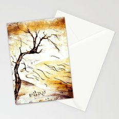 landscape Blossom Stationery Cards