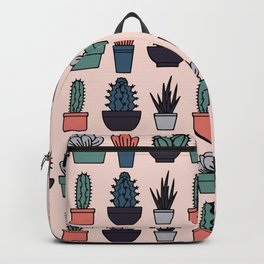 cactus 002 Backpack