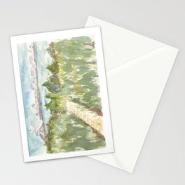 Looking toward the Nubble Stationery Cards