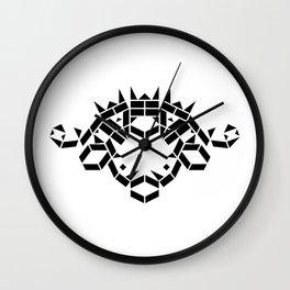 The Buffalo King Wall Clock
