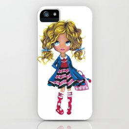 DOLL 2 iPhone Case