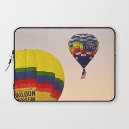 Balloon Rise Laptop Sleeve