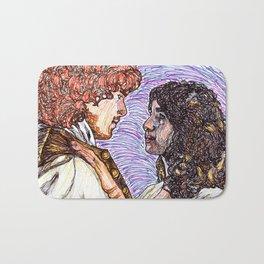 Outlander: Jamie & Claire Bath Mat