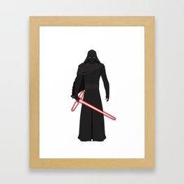 Kylo Framed Art Print