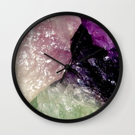 Let's Get Spiritual Wall Clock