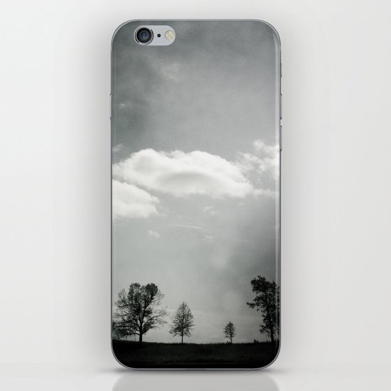 Mother's Day Skyline iPhone & iPod Skin