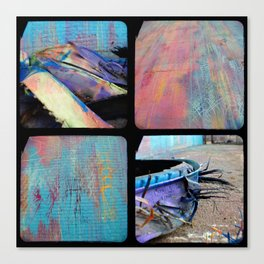 Color diptic Canvas Print