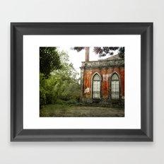 Sintra Framed Art Print