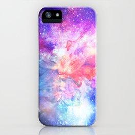 Nébuleuse iPhone Case