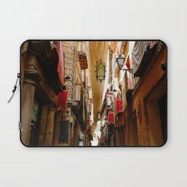 Streets of Toledo Laptop Sleeve
