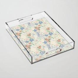 Caladenia Acrylic Tray