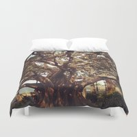 inspiration Duvet Covers featuring Inspiration by Out of Line
