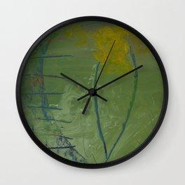 Vessel 103 Wall Clock