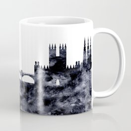 Edinburgh Skyline Scotland Coffee Mug