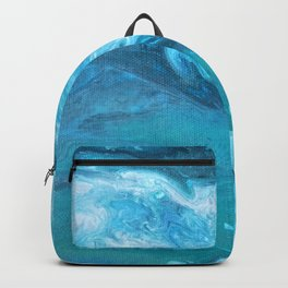 Lure Of The Sea I Backpack
