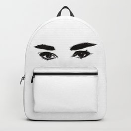 Audrey's eyes Backpack
