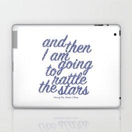 Rattle the Stars Laptop & iPad Skin