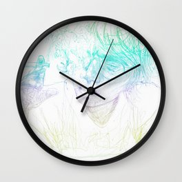 A drag v2 Wall Clock