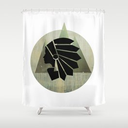 WOMANTREE Shower Curtain