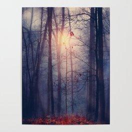 Melancolia. Poster