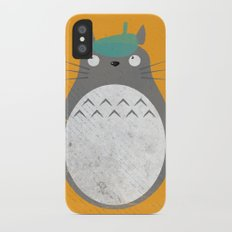 Homenaje a Totoro Slim Case iPhone X