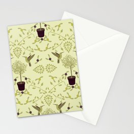 Olive Tree Stationery Cards