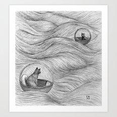 Serendipity II Art Print