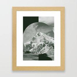 Darklands Framed Art Print