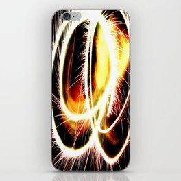 Sparkler Stunner iPhone Skin