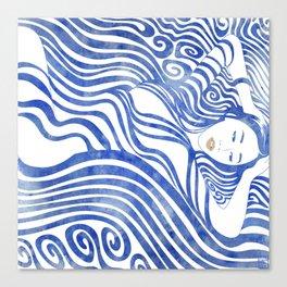 Water Nymph XXVII Canvas Print