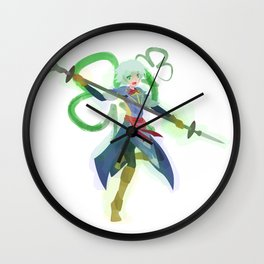 Dragon Age - Trevelyan of Clover [Card Suit Series] Wall Clock