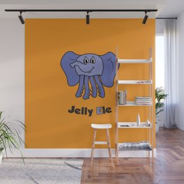 Jelly Ele Wall Mural