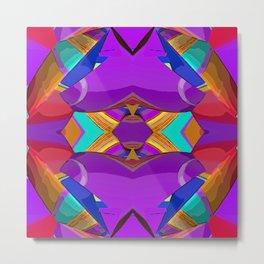 Tile Pattern / GFTTile046 Metal Print