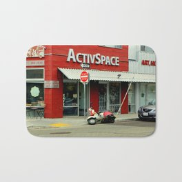Not So Active Parking Space Bath Mat