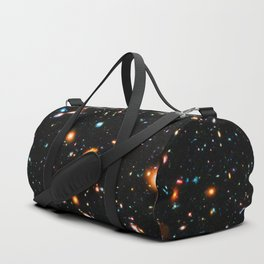 Hubble Extreme Deep Field Duffle Bag