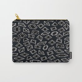 -diamond- Carry-All Pouch