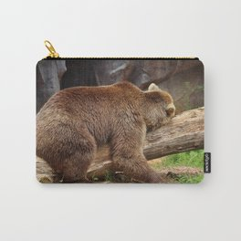 Teddy Bear At Rest 2 Carry-All Pouch