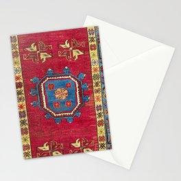 Ladik  Antique Turkish Village Niche Carpet Print Stationery Cards
